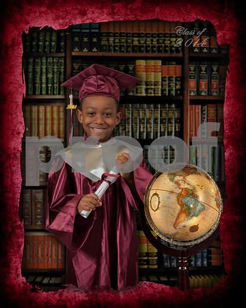 2014 Grad with globe_student