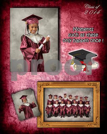 2014 K5 Grad collage_Barelyn Graves