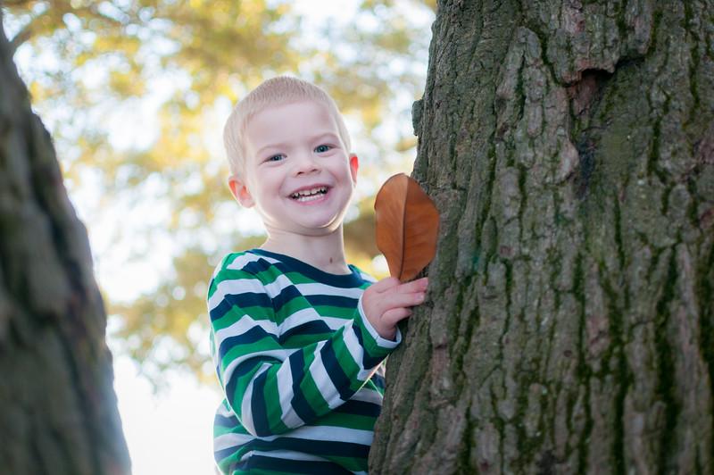 Elston & Wildman Families-October 2014