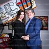Photo © Tony Powell. 2014 Social List. Robert & Aimee Lehrman. November 21, 2014