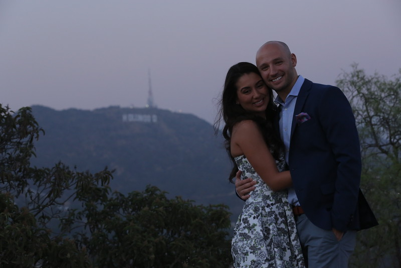 Melissa + Lawrence Surprise Proposal<br /> <br /> August 20, 2015