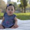 Hope Huynh: 6 Months<br /> <br /> Portrait Session