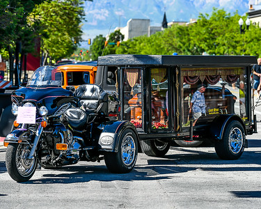 Car Show Rolls Onto Historic 25th Street