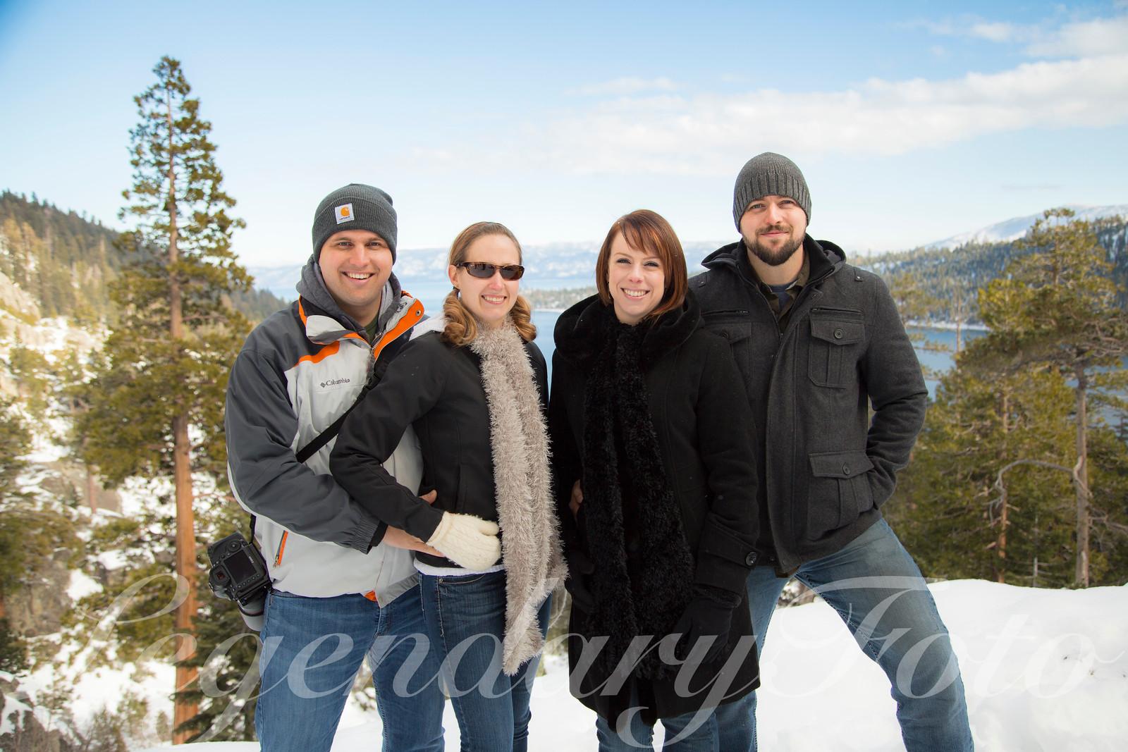 Sean, Katrina, David, and Ashlee