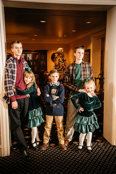 2016 Jordan Family Christmas