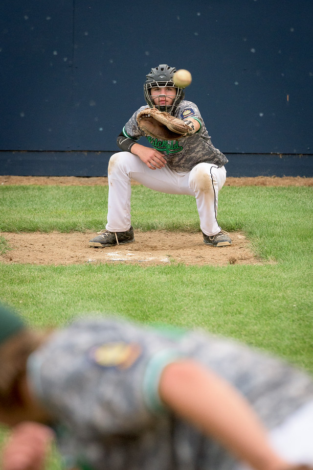 Litchfield Legion Baseball vs Albany