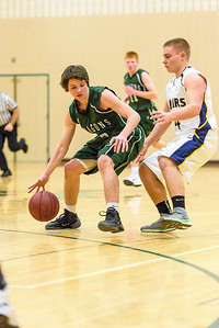 Litchfield Dragons Boys Basketball vs HLW