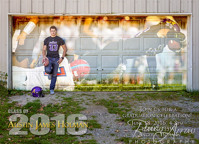Austin Holman Invite 5 x 7 Front 001
