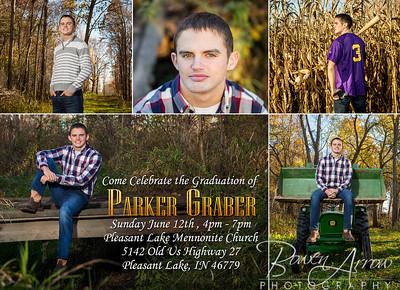 Parker Graber 5 x 7 Invite_Back 002