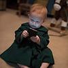 2017 Aurelia Green Dress 10