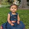 Kiara  Patel<br /> One Year Portraits