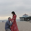 Laura Willemse<br /> Maternity Session<br /> Manhattan Beach Pier