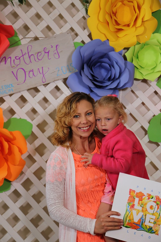 2018-05-12 Mother's Day Portraits