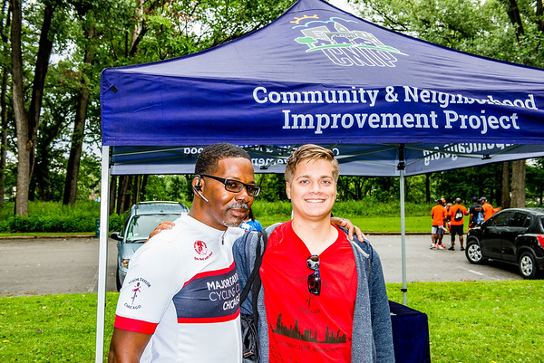 CNIP - Major Taylor Trail Riverfront Improvement Project Celebration