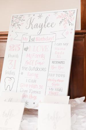 Kaylee Birthday