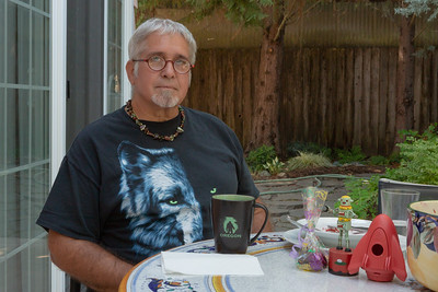 2018_09_04_Jesse Cox visits Dan's garden in Oregon