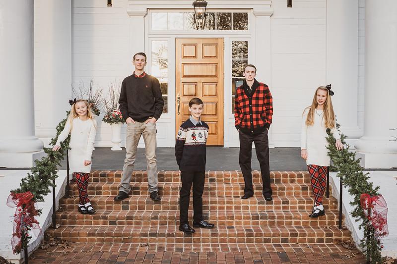 2019 Jordan Family Christmas