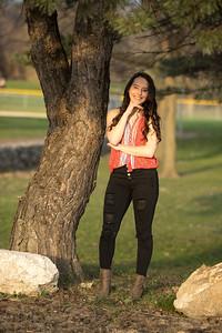 Courtney Senior Pictures