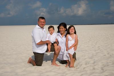 2MRB Family Beach Portraits