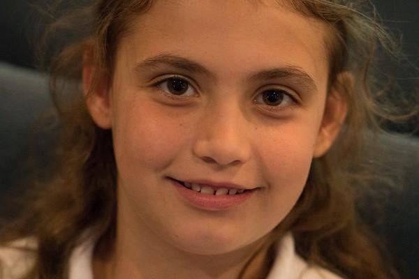 3rd - 4th Grade Portraits 6-9-17