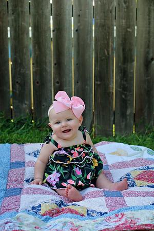 8-4-18 {Addison | 6 months}