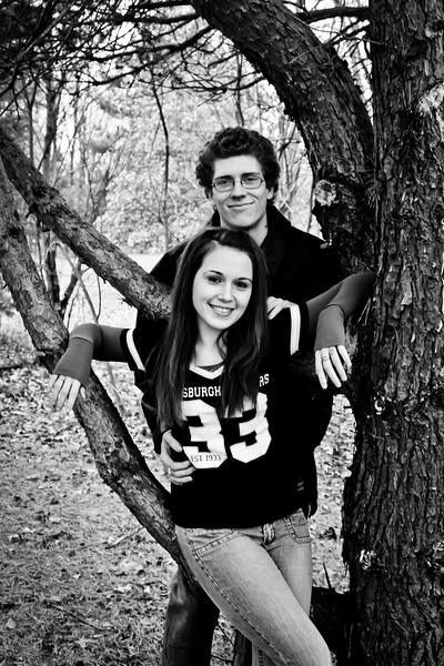 Aaron & Ashley 2014 Fall