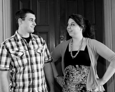 Aaron and Kathryn