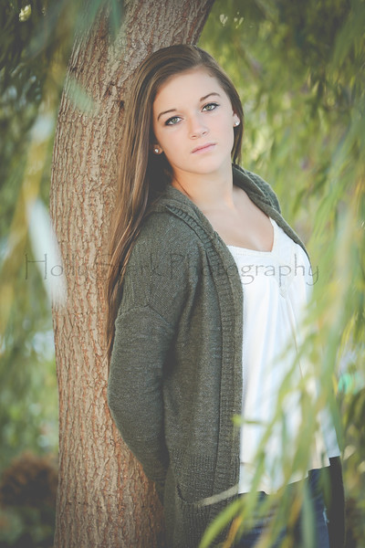 Abby {Central A&M Class of 2016}