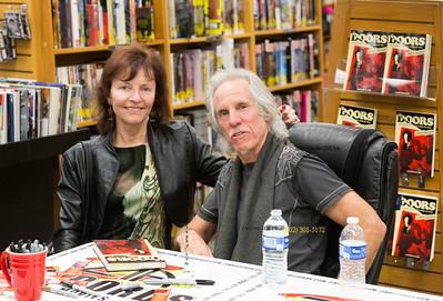 Patricia & John Densmore_The Doors_3087D Duane