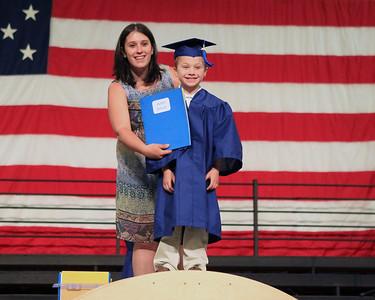 Adam PreSchool Graduation 2015