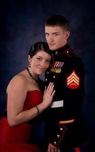 Marine CorpsMarine Corps Ballformal portraitsAspect Photographywww.aspect-photo.com