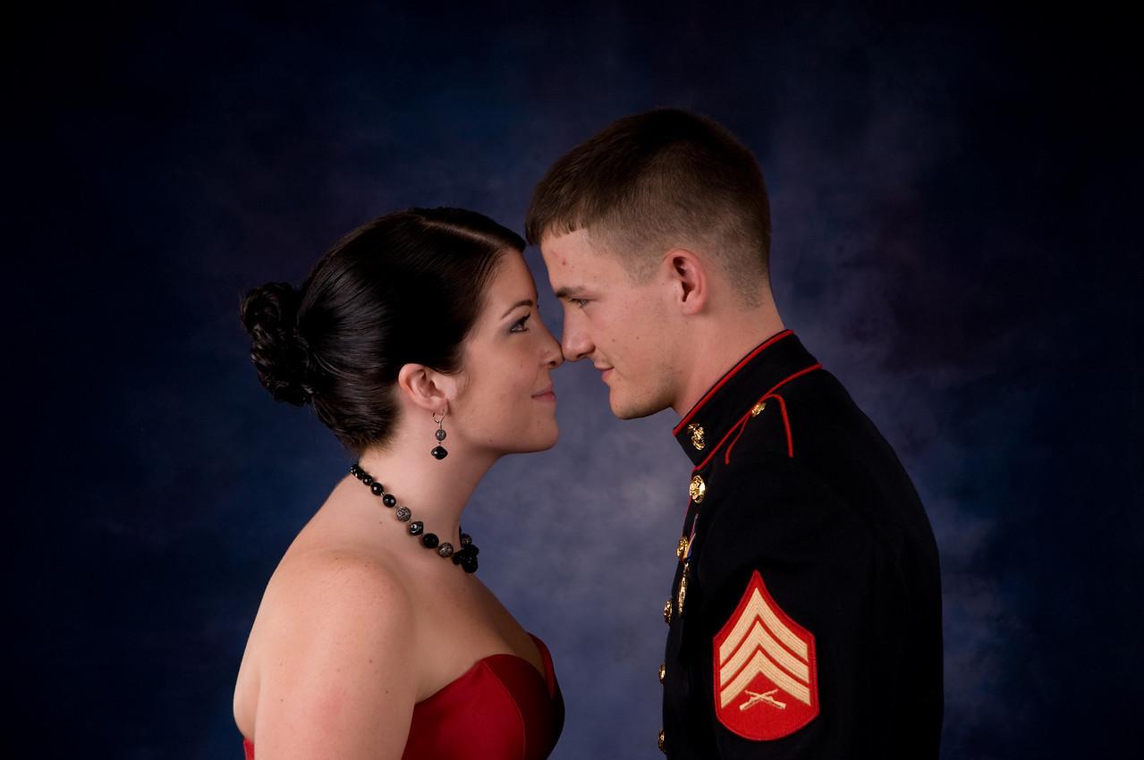 Marine Corps<br>Marine Corps Ball<br>formal portraits<br><br><b>Aspect Photography<br>www.aspect-photo.com