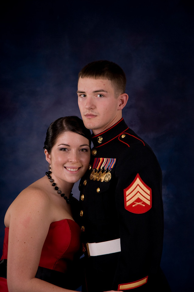 Marine Corps<br>Marine Corps Ball<br>formal portraits<br><br><b>Aspect Photography<br>www.aspect-photo.com
