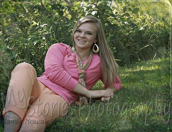 Addie 2012-2013 graduate