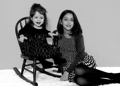 Addie and Grace fall 2012
