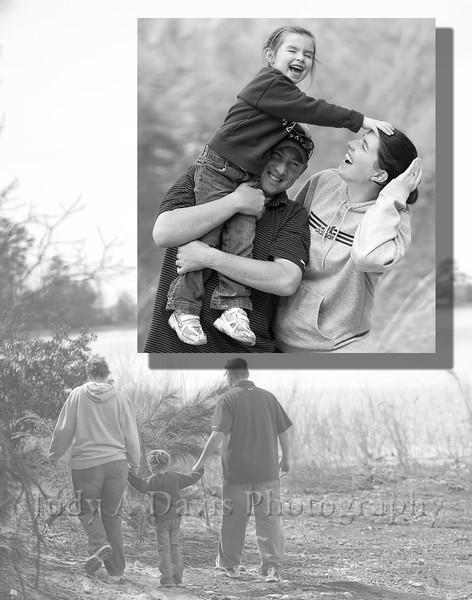 Unique Family Portraits, Judy A Davis Photography, Tucson, Arizona
