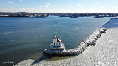 Oswego Lighthouse 8