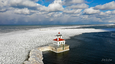 Oswego Lighthouse 3