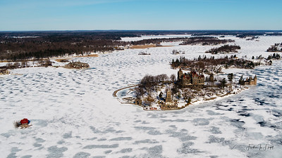 Boldt Castle - February 2019