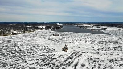 Twin Island & Castle Francis - February 2019