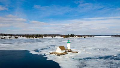 Sunken Rock Lighthouse 5