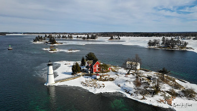 Rock Island Lighthouse 4 - February 2019