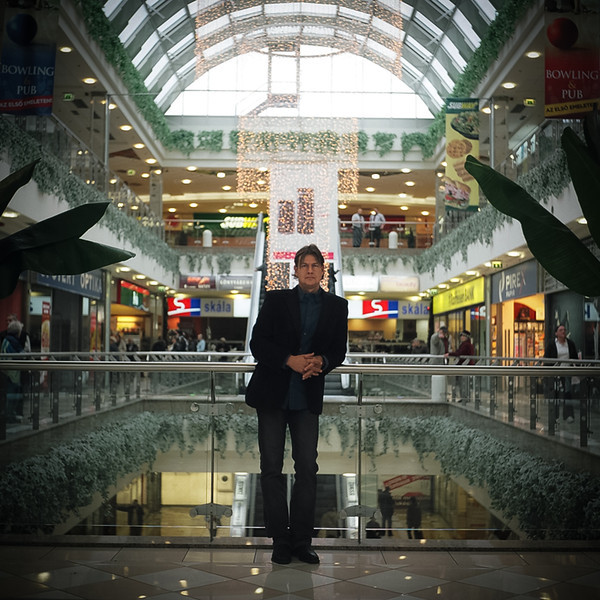 Jozsef Szeiler - Manager of a Shopping Centre
