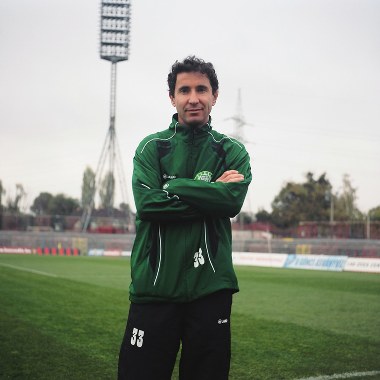 Krisztian Lisztes - Professional football player