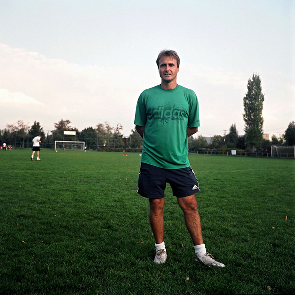 Jozsef Paling - Football trainer