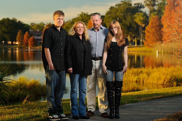 Alan Waldrop Family