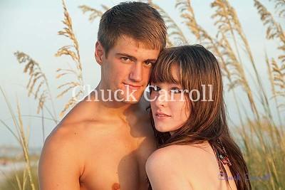 Alaxa McDonalld Shoot - Siesta key Beach- with James Corwin Johnson