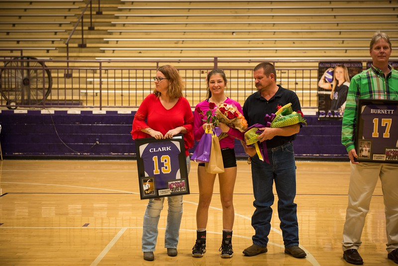 ACHS VB Senior Night-50