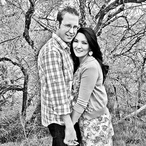 Ale & Chris Utah Engagements