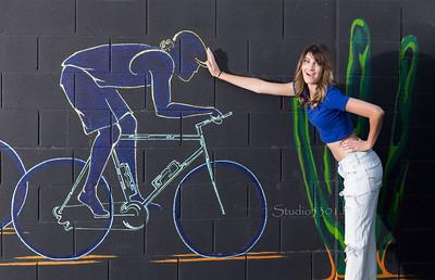 Alexa J  bike B 2830